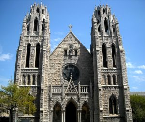 St. Augstine's Catholic Church, 1419 V Street NW, Gothic Revival, Built in 1893